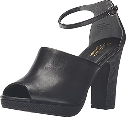 Seychelles Women's Native Black Sandal (Size 8 Native Shoes)
