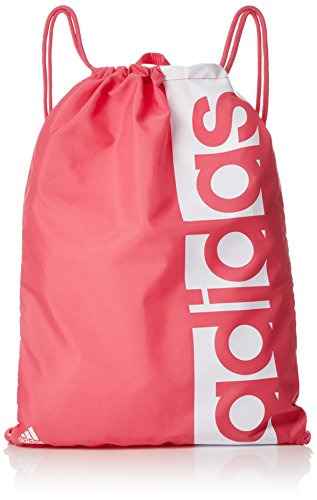 Performance Bag Pink Real White Linear White Gym adidas 1g4x5aqnw