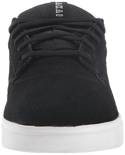 Lakai Griffin Black White Lakai Griffin Black Suede 0qtnd