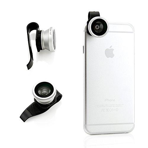 GEARONIC TM Universal Fisheye Mobile