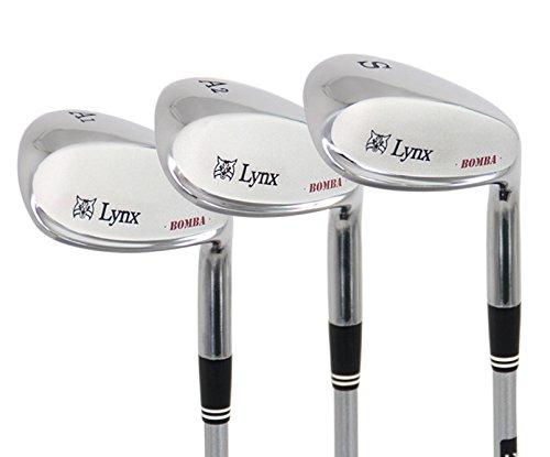 Amazon.com: ¡Nuevo! Lynx Golf BOMBA Cuña Plata NS.PRO 950GH ...