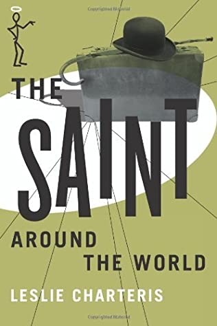 book cover of The Saint Around the World