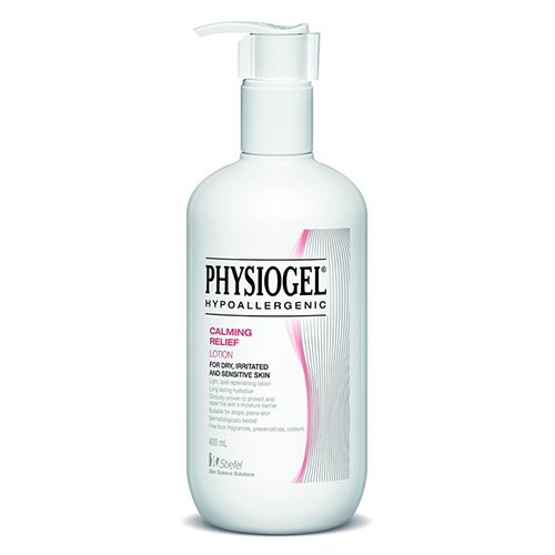 Price comparison product image Stiefel Physiogel Hypoallergenic AI Lotion Fluid 400ml Calming Relief