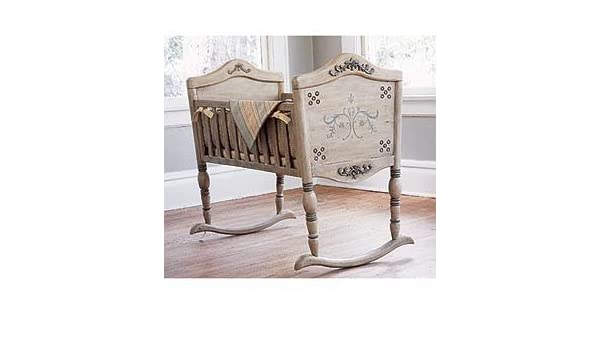 Swell Amazon Com European Cradle Bassinets Baby Pdpeps Interior Chair Design Pdpepsorg