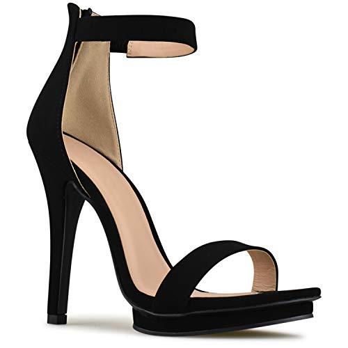 Jual Premier Standard Women s Strappy Kitten High Heel - Formal ... d8aad3ec32ee