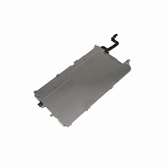 sale retailer f976f 63bf5 Amazon.com: LCD Shield Plate with Sticker and Home Cable for iPhone ...