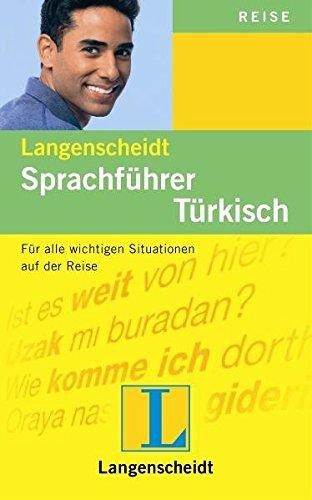Langenscheidt Sprachführer Türkisch: Für alle wichtigen Situationen auf der Reise
