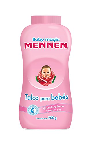 Colgate Mattress Mennen Baby Magic Powder 7.05oz / Talco ...
