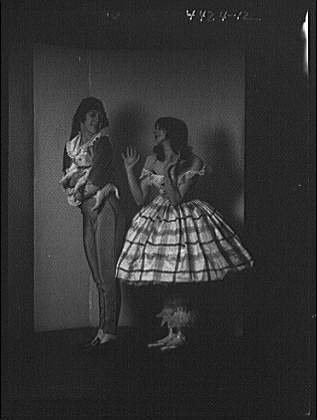 HistoricalFindings Photo: Wilde,Jason,Misses,dancers,women,costumes,clothing,Arnold Genthe,1924 1 for $<!--$14.77-->