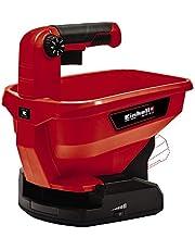 Einhell 3415410 GE-US 18 Li-Solo - Salero universal, color rojo y negro