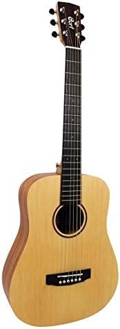 MINI Cort guitarra acústica izquierda poros abiertos: Amazon.es: Instrumentos musicales