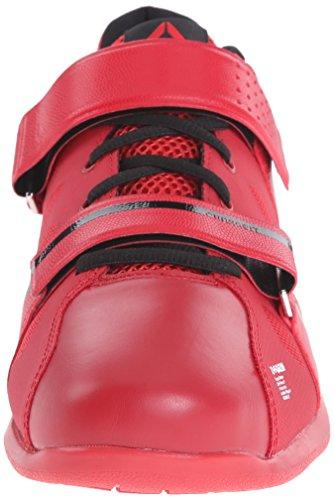 Reebok Mens Crossfit Lifter Plus 2.0 Scarpa Da Running Eccellente Rosso / Nero / Bianco