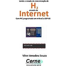 Lendo o estado da concentração de  H2 através da Internet Com PIC programado em mikroC e ESP-01