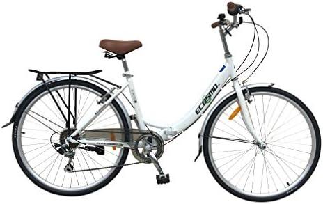 Bicicleta Plegable&Nbsp;Para Mujer, Para Ciudad, 26 Pulgadas ...