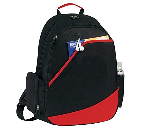 - Yen's Urban Compu-Backpack, CB-6638 (Red)