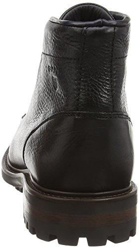 GANT Jules - botas de cuero hombre negro - Schwarz (black  G00)