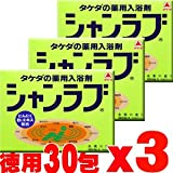 【3個】 シャンラブ 生薬の香り (30g×30包)x3個 (4987123129640)