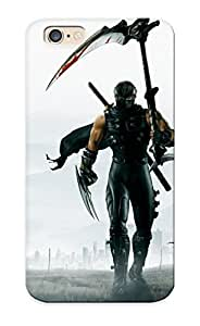 New Style Tpu 6 Protective Case Cover/ Iphone 6 Case - Ninja Gaiden 2