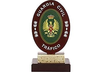 Regalos GRABADOS para jubilación Guardia Civil de tráfico PERSONALIZADO: Amazon.es: Hogar