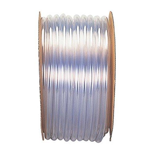 【50m×5個】 透明ビニール ホース 透明 内径 9mm ×外径 15mm 中ビ カ施 代不 B0776QW2SZ