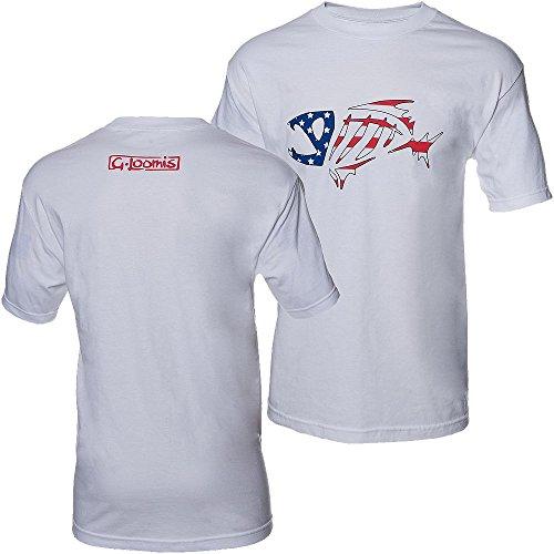 Loomis Corpo SS T-Shirt, USA, Large