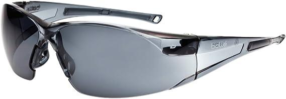RUSHPPSF Smoke Lens Bolle RUSH+ Safety Glasses UV Eye Protection