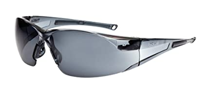 Bolle Rush Safety Glasses - Smoke