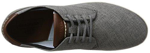 Boxfresh Henning Grau Sneakers Grau basse da uomo Grigio r7gOrS