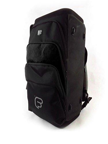 Fusion FB-PB-06-BK, Premium Triple Trumpet Black Gig Bag