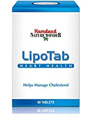 Hamdard Lipotab Tablet -60 Tablets