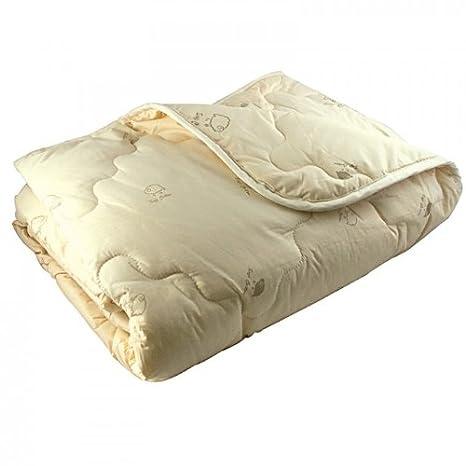 Amazon.com: All Season Ovejas Lana Comforter 80 x 88
