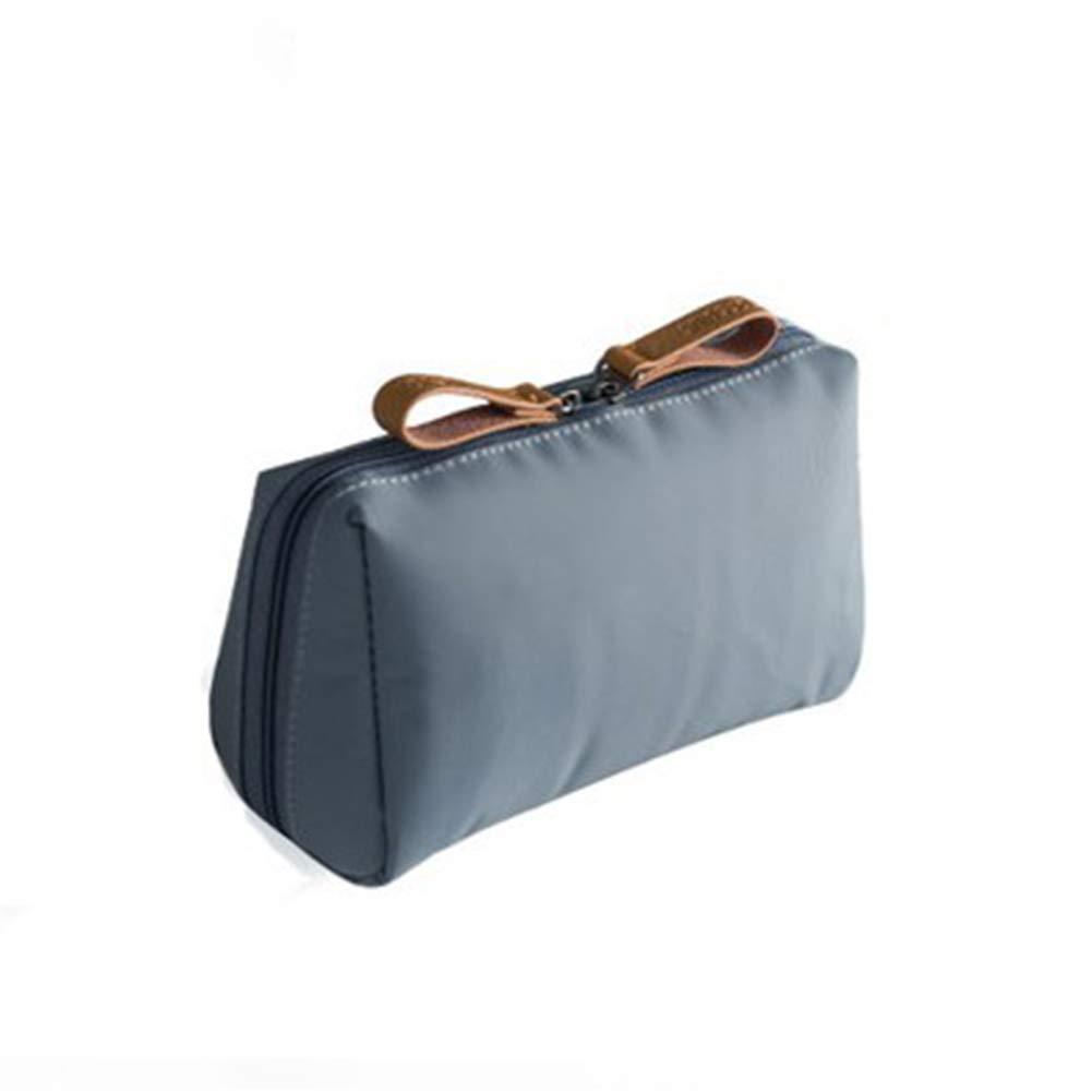 Kanggest. Bolsa de Almacenamiento de cosméticos de Diseño Separado Bolso de cosméticos Portátil Cosmetic Bag Pack de Gran Capacidad para Mujer con Asa(3)