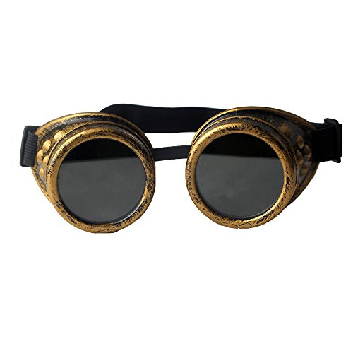 Steam Punk Glasses Gothic Gorgeous Costume Halloween Costume Dance Dance Cosplay Dance Gogges