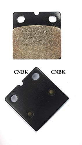CNBP Brake Pads for BMW 1100 LT K1100LT 89-99 K1100RS, used for sale  Delivered anywhere in USA