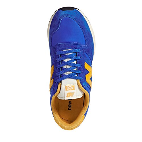 New Balance Men's Mrl420 Running Shoes Blue Ir1BnHATU