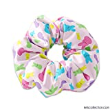 Easter Egg Candy Marshmallow Scrunchie Hair Tie Available in Multiple Colors