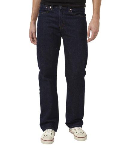 Levi's Herren Jeans 751 Standard Fit / Regular Fit,7510202Jeanshose/ Lang, Gr. 34/32, Blau (Onewash )