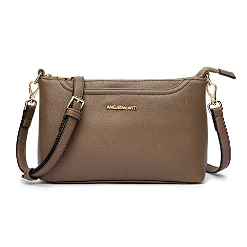 Leather Satchel Handbags - 1