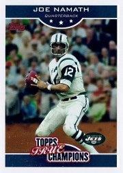 2006-topps-wal-mart-exclusives-football-card-11-joe-namath-near-mint-mint