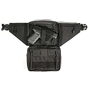 BLACKHAWK! Concealed Weapon Fanny Pack with Holster and Retention Belt Loops