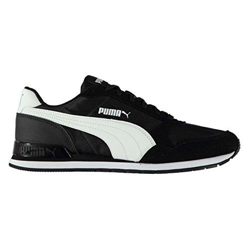 De Nubuck Chaussures Sport Blanc Sneakers Puma Baskets St a5qBqwS
