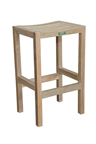 - Anderson Teak New Montego Backless Bar Chair