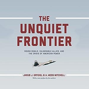 The Unquiet Frontier Audiobook