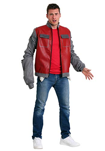 Back to The Future 2 Marty McFly Jacket Costume