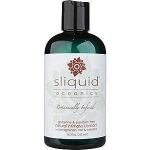 Sliquid Organics Oceanics Natural Intimate Lubricant 8.5 fl. oz.