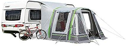 Dwt Teilzelt Garda Air 340x300 Grau Vorzelt Wohnwagen Aufblasbar Outdoor Camping Wohnwagenvorzelt 10 Cm Air In System Zelt Ultraleicht Sport Freizeit