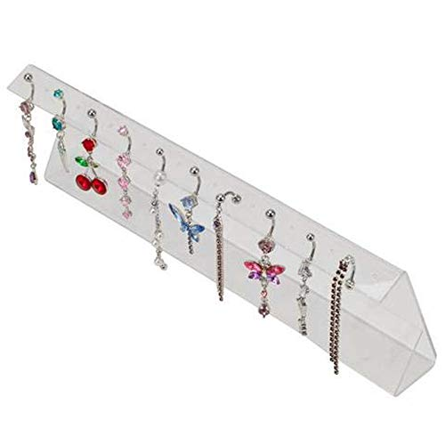 Monster Steel Z-Strip Acrylic Countertop Display - Holds 20 Pieces