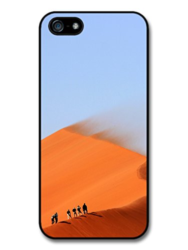 Sand And Dunes In The Dessert Hot Weather Cool Style Design coque pour iPhone 5 5S