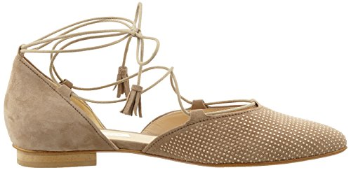 Gabor Ladies Fashion Chiuso Ballerine Marrone (noce 18)