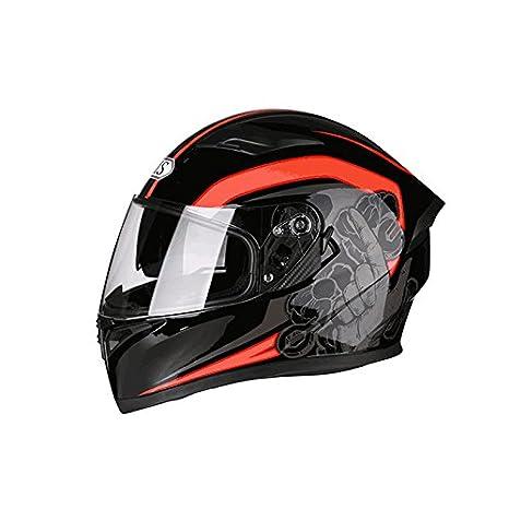 Casco, Casco de moto completo Casco de amigos Casco de protección Casco de seguridad Cubierta